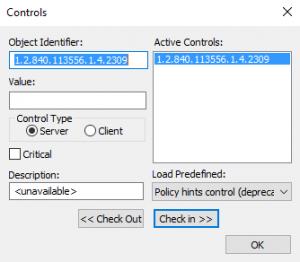 ldp-controls